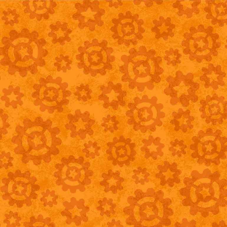 001 blumen orange