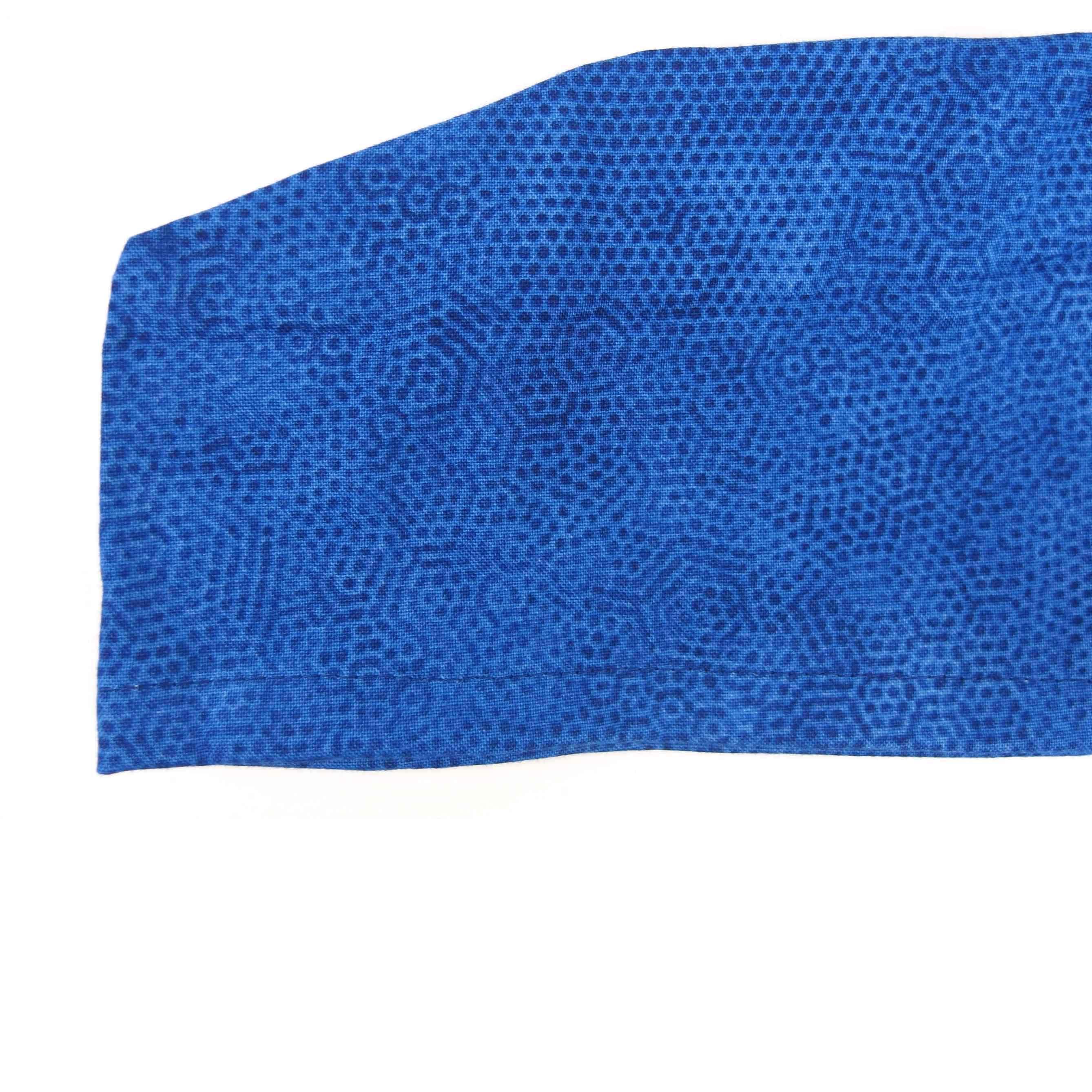 153 Raster blau